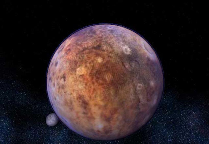 ¿De qué está compuesto Plutón? | El Imparcial de Oaxaca