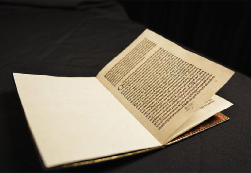 EU regresa carta de Cristobal Colón a España | El Imparcial de Oaxaca