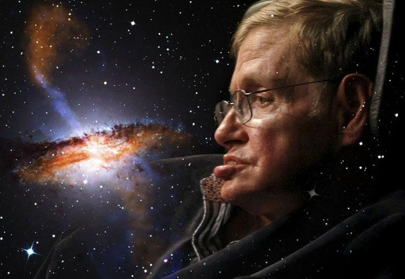 Voz de Stephen Hawking es enviada a un agujero negro | El Imparcial de Oaxaca
