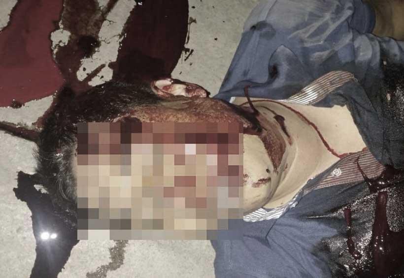 Detenido por asesinato en Santiago Juxtlahuaca | El Imparcial de Oaxaca