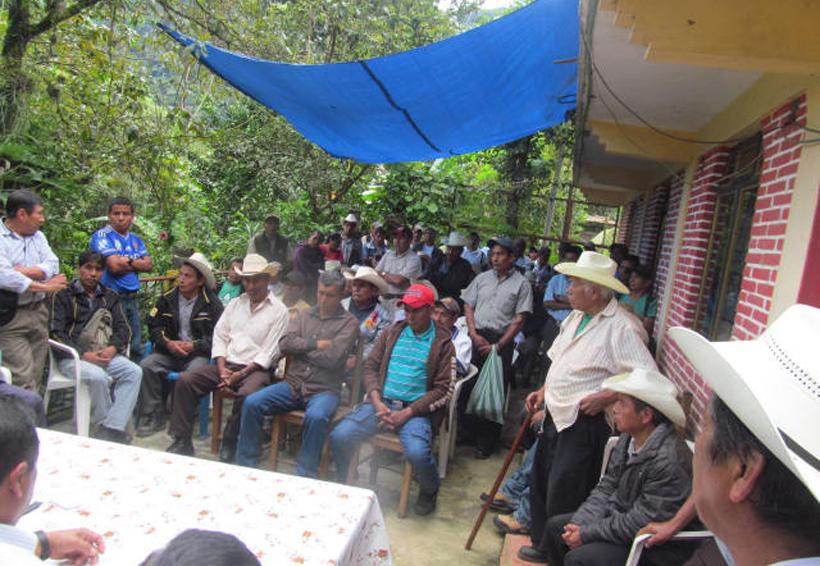 Campesinos de la Mixteca  piden  atención de su líder | El Imparcial de Oaxaca