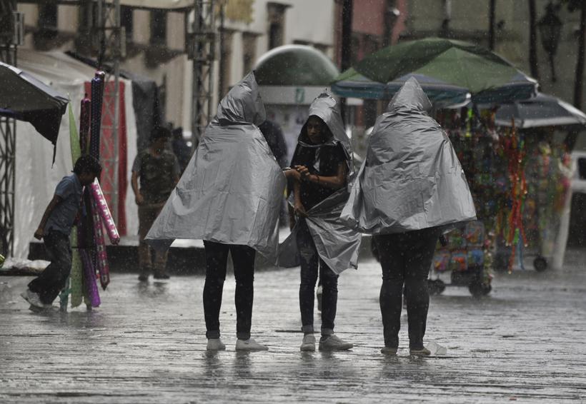 Persistirán lluvias en Oaxaca por depresión tropical | El Imparcial de Oaxaca