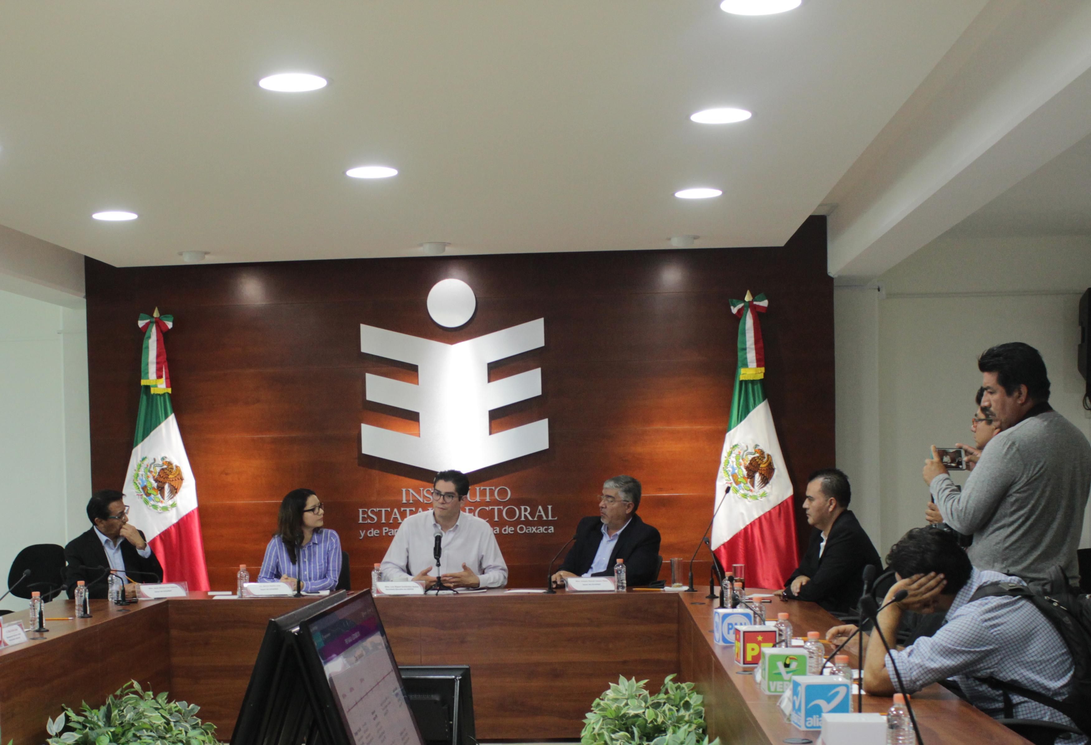 Prevé Instituto Electoral de Oaxaca retraso en el PREP | El Imparcial de Oaxaca