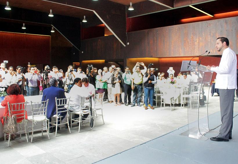 Reitera gobierno de Oaxaca respeto por la libertad de expresión   El Imparcial de Oaxaca