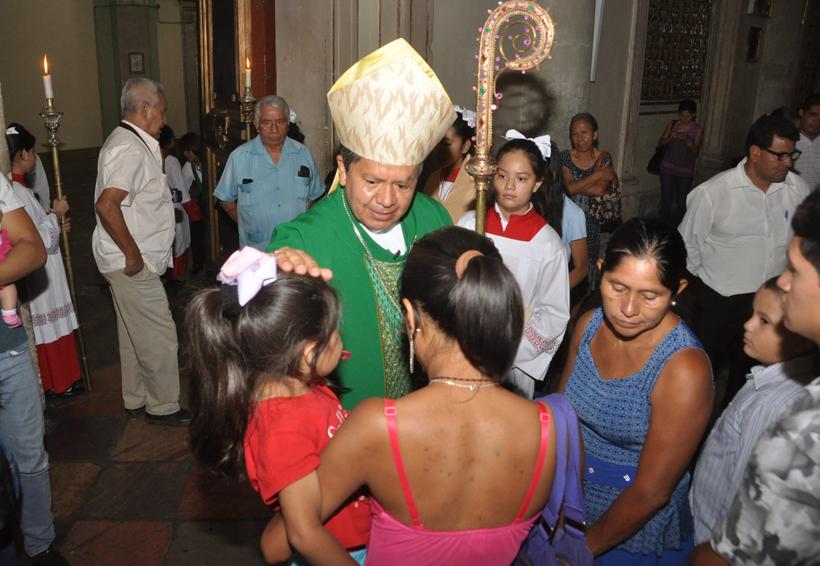 Pide obispo de Oaxaca perdonar | El Imparcial de Oaxaca
