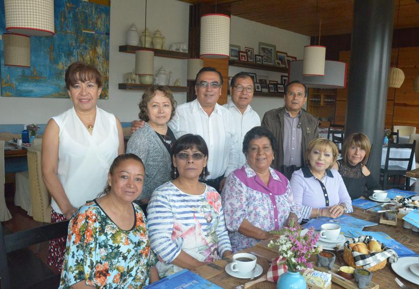 Grato encuentro   El Imparcial de Oaxaca