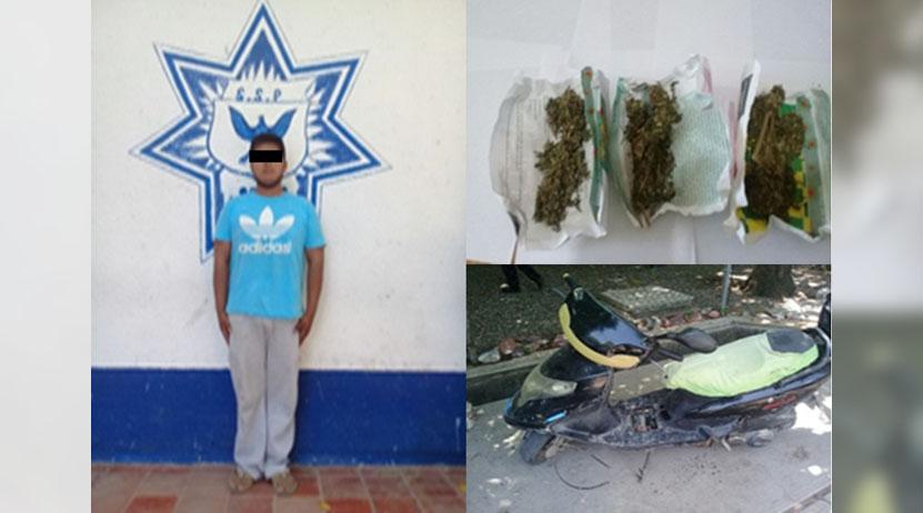 Detenidos con droga en Juchitán | El Imparcial de Oaxaca