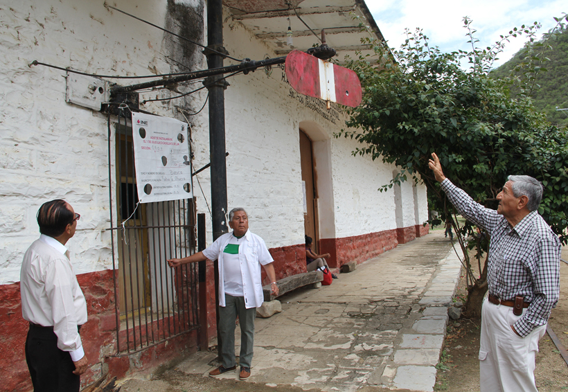 Volver al pasado en el tren al Parián | El Imparcial de Oaxaca