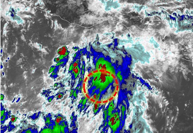Alertan autoridades formación de ciclón en costas de Oaxaca; habrá presencia de lluvias | El Imparcial de Oaxaca
