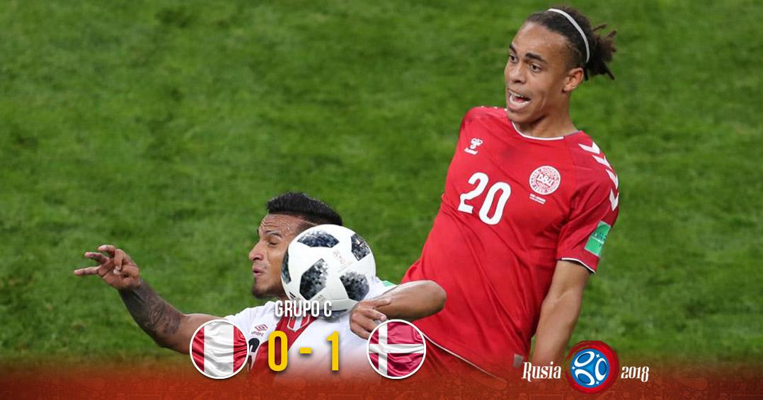 Perú regresa a los mundiales con derrota ante Dinamarca | El Imparcial de Oaxaca
