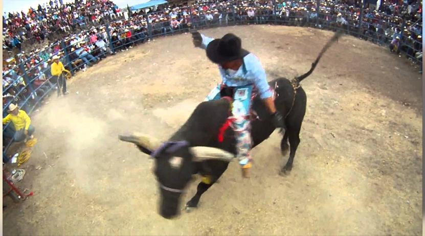 Despiden a El Bisir; murió pisoteado por un toro en jaripeo en Ejutla,  Oaxaca | El