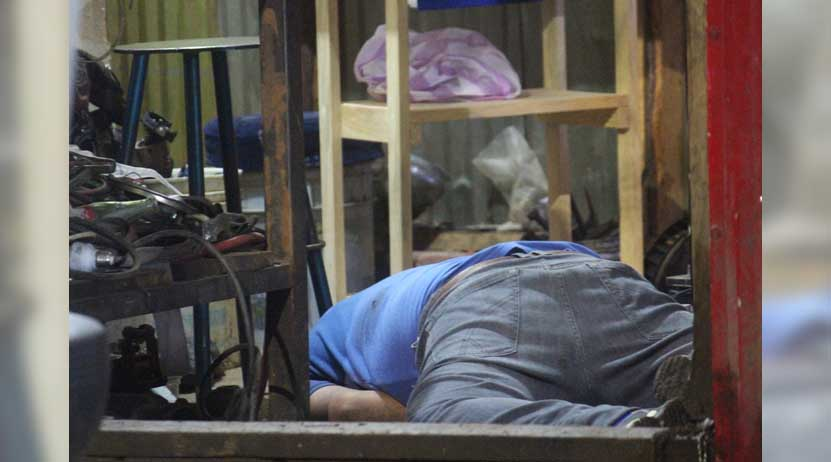 Le dan de tiros a maestro eléctrico de San Agustín Yatareni, Oaxaca   El Imparcial de Oaxaca