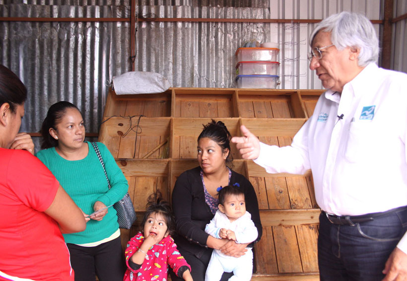 Encabezaré un gobierno de resultados: Raúl Castellanos | El Imparcial de Oaxaca