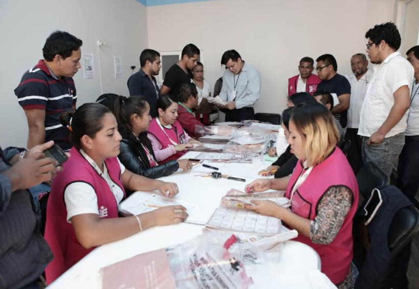Concluyen cómputos en  los 25 consejos distritales de Oaxaca | El Imparcial de Oaxaca