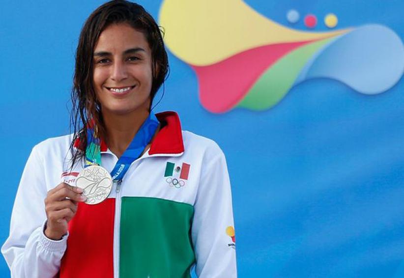 Dos platas para Paola   El Imparcial de Oaxaca