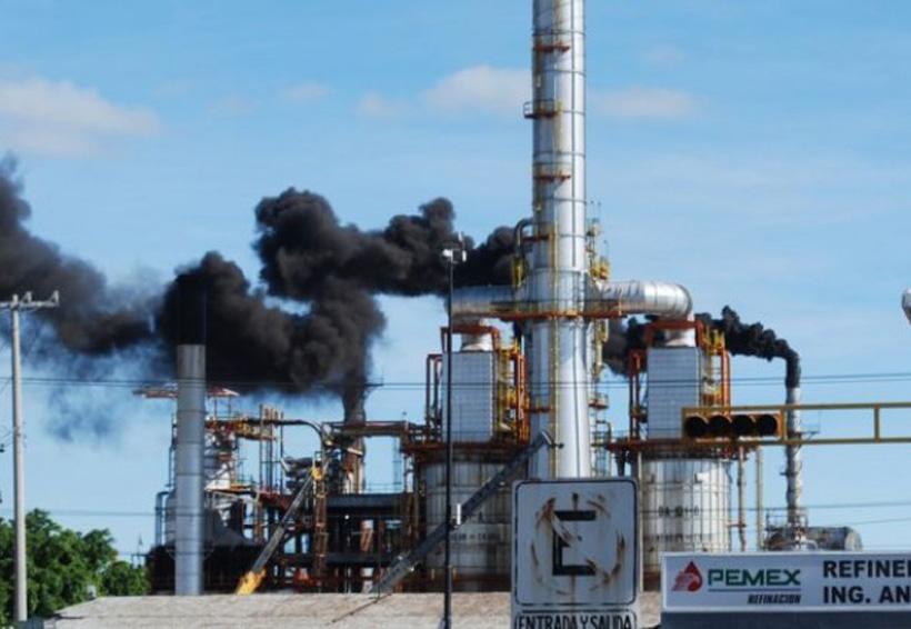 Dos refinerías de Pemex operan en mínimos de producción   El Imparcial de Oaxaca