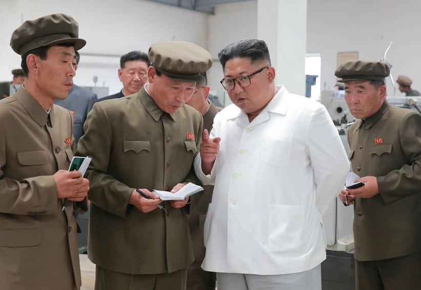 Corea del Norte desmantela su centro de operaciones nucleares | El Imparcial de Oaxaca