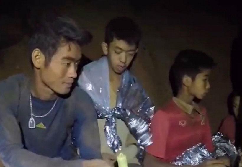 Infantino invita a niños atrapados en cueva de Tailandia a final del Mundial | El Imparcial de Oaxaca
