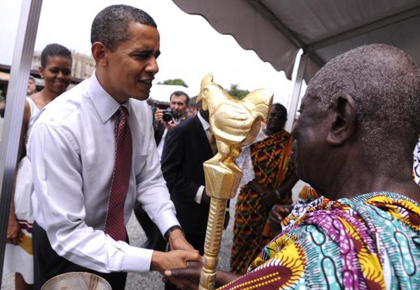 Así fue la primera visita de Obama a África después de ser presidente | El Imparcial de Oaxaca