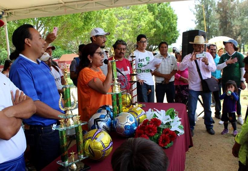 Impulso total | El Imparcial de Oaxaca