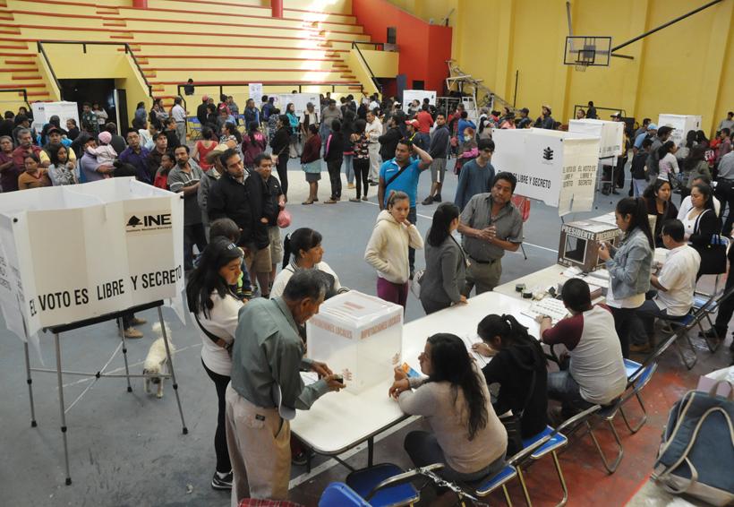 Ningún partido cubrió el 100% de casillas   El Imparcial de Oaxaca