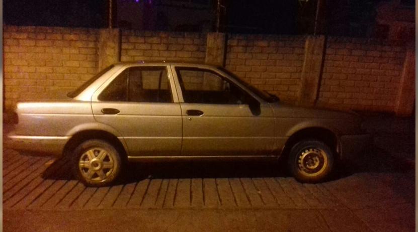 Recuperan AEI  vehículo robado en los Mixes   El Imparcial de Oaxaca
