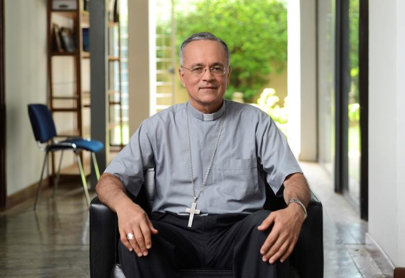 El obispo José Báez es parte de la oposición al Gobierno de Ortega en Nicaragua | El Imparcial de Oaxaca