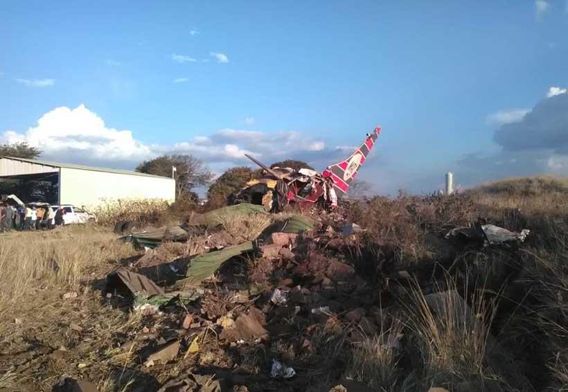 Accidente aéreo en Sudáfrica deja 19 heridos | El Imparcial de Oaxaca