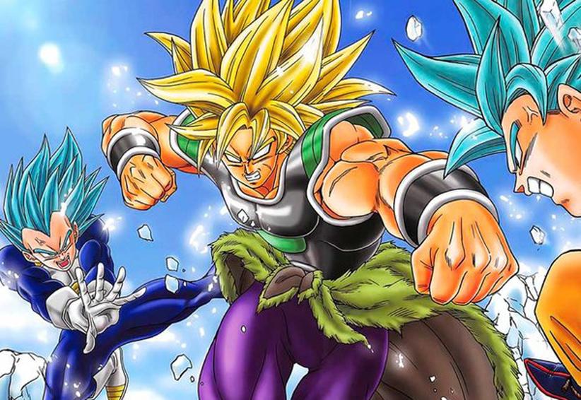 """Lo que tienes que saber de """"Dragon Ball Super: Broly""""   El Imparcial de Oaxaca"""