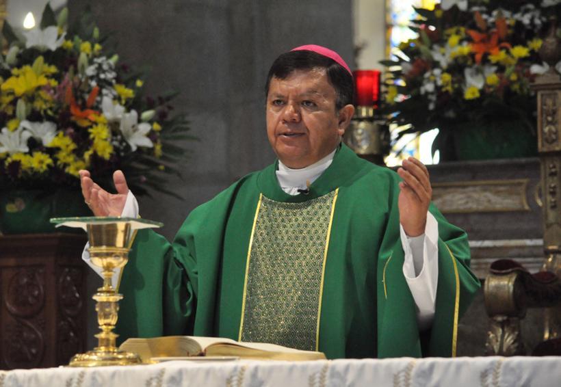 Con la fe se supera el sufrimiento: Obispo de Oaxaca | El Imparcial de Oaxaca
