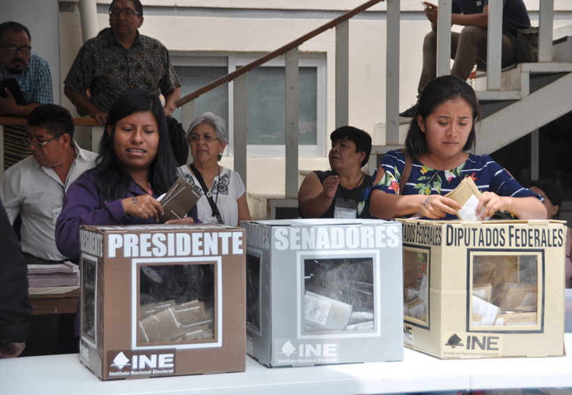 Morena volvió al PRI una chiquillada en municipios | El Imparcial de Oaxaca
