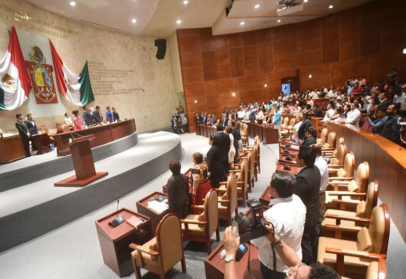 Diputadas van por gobierno digno para sector femenino en Oaxaca | El Imparcial de Oaxaca