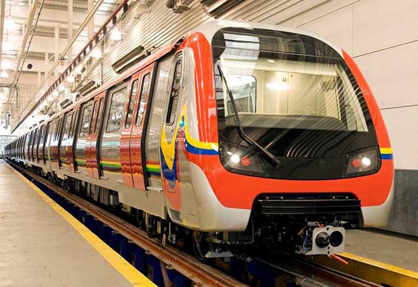 Los boletos del metro de Caracas se agotaron…. Ahora es gratis abordarlo | El Imparcial de Oaxaca