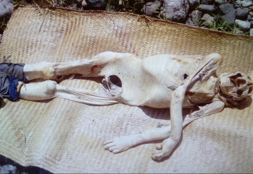 Hallan dos cuerpos putrefactos en los Mixes de Oaxaca | El Imparcial de Oaxaca