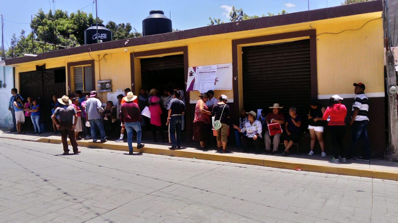 Recuento de votos, exigen habitantes de Huajolotitlán, Oaxaca   El Imparcial de Oaxaca