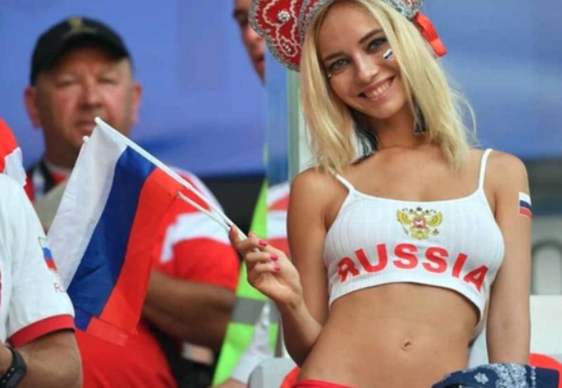 Natalya Nemchinova y su propuesta a la selección rusa si gana el Mundial | El Imparcial de Oaxaca
