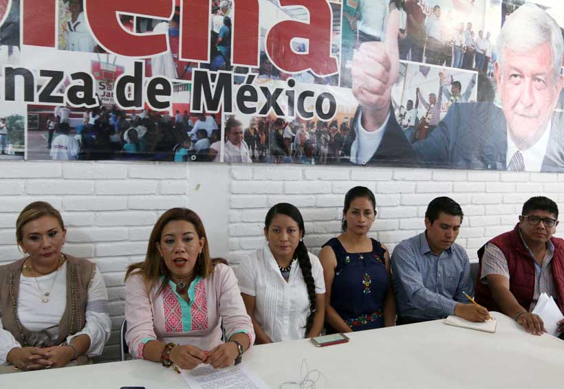 Va Morena por anulación de comicios en Xoxocotlán | El Imparcial de Oaxaca