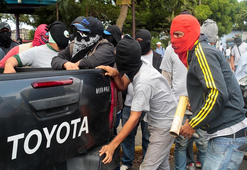 Agreden a periodistas y obispos en Nicaragua   El Imparcial de Oaxaca