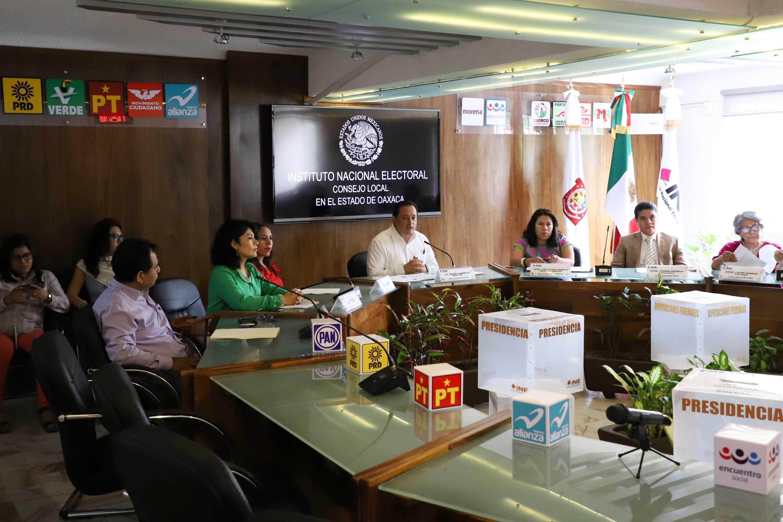 Concluye INE-Oaxaca cómputos distritales   El Imparcial de Oaxaca