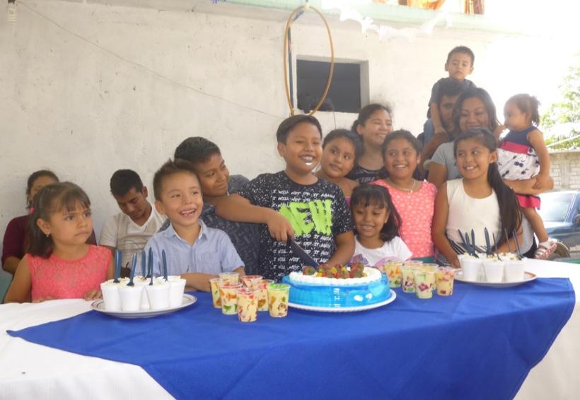 10 años  de Jairo Gabriel   El Imparcial de Oaxaca