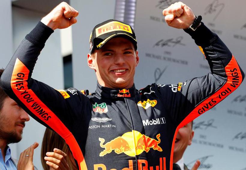 Es para Verstappen el GP de Austria | El Imparcial de Oaxaca