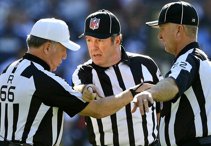 Nuevos referees para la próxima temporada de la NFL | El Imparcial de Oaxaca