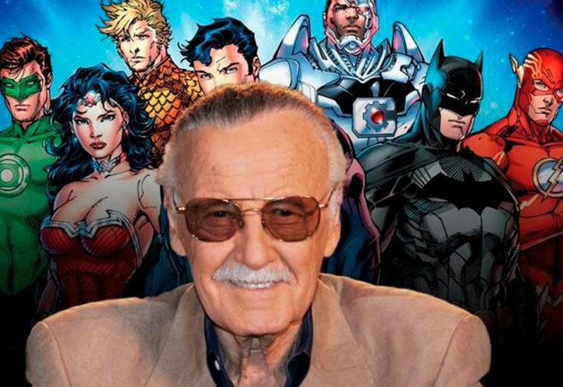 Stan Lee aparecerá en una película de DC Comics | El Imparcial de Oaxaca