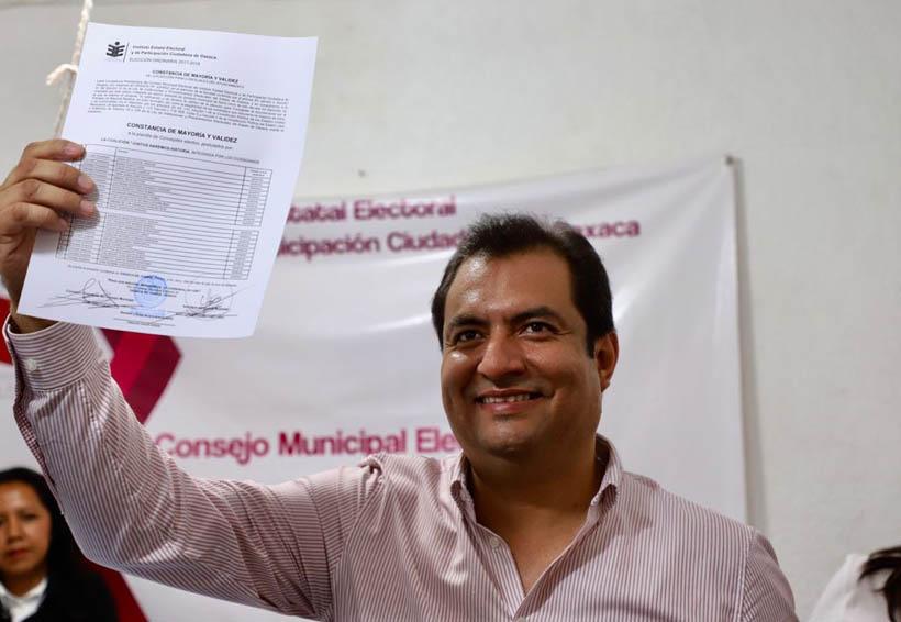 Confirman triunfos de Morena en Oaxaca, Santa Lucía y San Jacinto | El Imparcial de Oaxaca