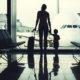 Viaja en el avión con los niños sin complicaciones
