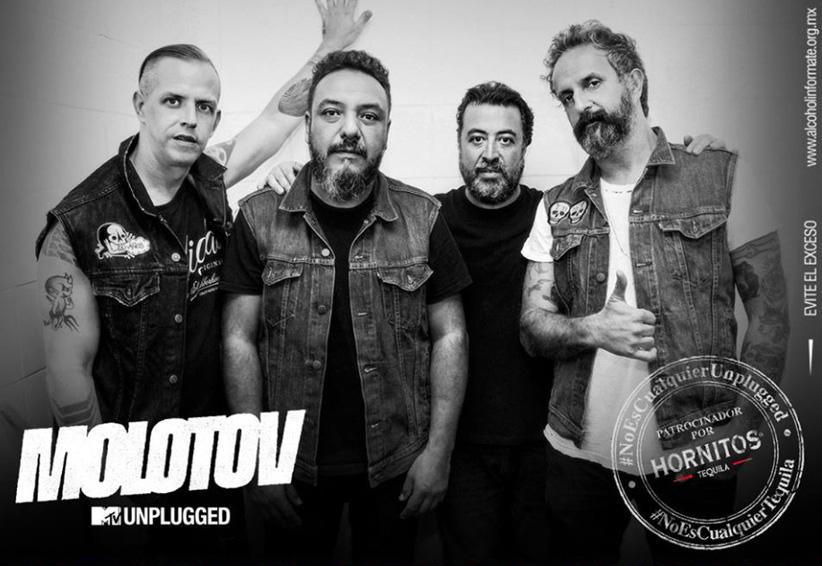 Molotov estrena el primer sencillo de MTV Unplugged | El Imparcial de Oaxaca