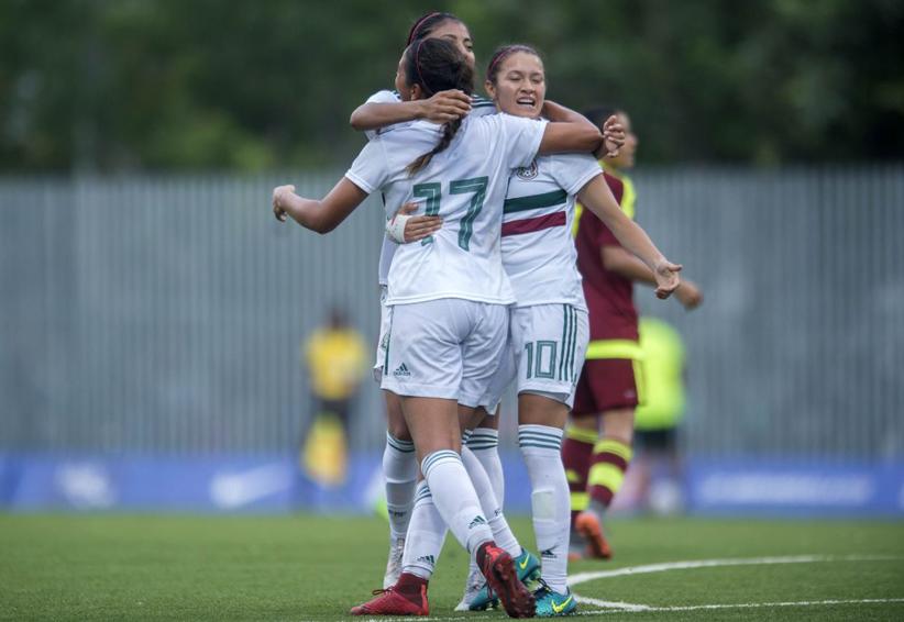El Tri femenil está en la final de Centroamericanos; 3-1 | El Imparcial de Oaxaca