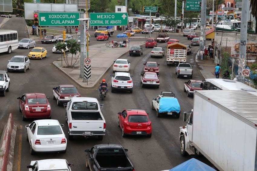 Se espera caótico lunes de regreso a clases en Oaxaca por vías en mal estado | El Imparcial de Oaxaca