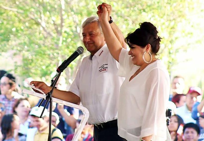 Nestora Salgado acusa que se ha intentado 'degradar' su nombre | El Imparcial de Oaxaca