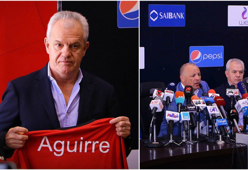 Presentaron a Javier Aguirre con Egipto   El Imparcial de Oaxaca